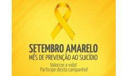 Campanha Brasileira de Prevenção ao Suicídio - Setembro Amarelo