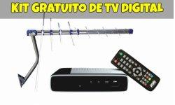 A PREFEITURA DE BARÃO DE MELGAÇO - MT,  EM PARCERIA COM A ANATEL E O GOVERNO COMEÇA A ENTREGAR MAIS DE 1600 KITS DE TV DIGITAL NESTA SEGUNDA - FEIRA, EM BARÃO.