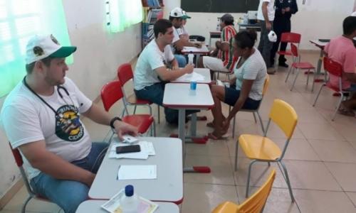 No dia 06 de Fevereiro de 2019 a Equipe Volante do Centro de Referência de Assistência Social – CRAS em parceria com o Projeto Ribeirinho Cidadão realizou o Atendimento na Comunidade do Estirão Comprido.