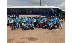 Nos dias 07 e 08 de Novembro de 2018 ocorreu o Passeio no Thermas Hotel Marihá com os Idosos do Serviço de Convivência e Fortalecimento de Vínculo - SCFV de São Pedro de Joselândia - Zona Rural