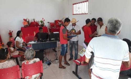 O Projeto Ribeirinho Cidadão e a Equipe Volante do Centro de Referência de Assistência Social – CRAS realizou no dia 07 de Fevereiro de 2019 os Atendimentos em Porto Brandão - Zona Rural